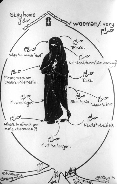 Woman_An Austere Anatomy